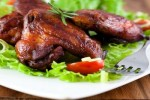 Pikantne skrzydełka z grilla