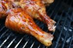 Grillowane udka z kurczaka