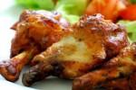 Udka z kurczaka z grilla na słodko