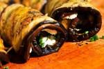 Grillowany bakłażan z mozzarellą