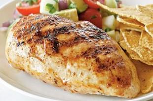 Grillowana pierś z kurczaka