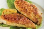Grillowane filety z kurczaka w zalewie miodowo-musztardowej