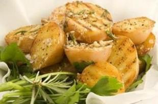 ziemniaki z grilla na zimno