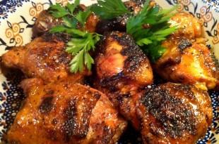 Grillowany kurczak chili