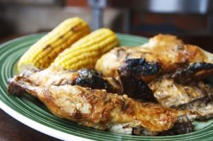pyszny grillowany kurczak na ostro