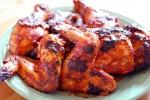 ostre grillowane skrzydełka kurczaka