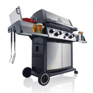 "Grill gazowy ""Broil King Sovereign XL 90″"